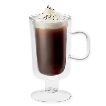 THERMIC GLASS IRISH COFFEE GLASS - Mabrook Hotel Supplies