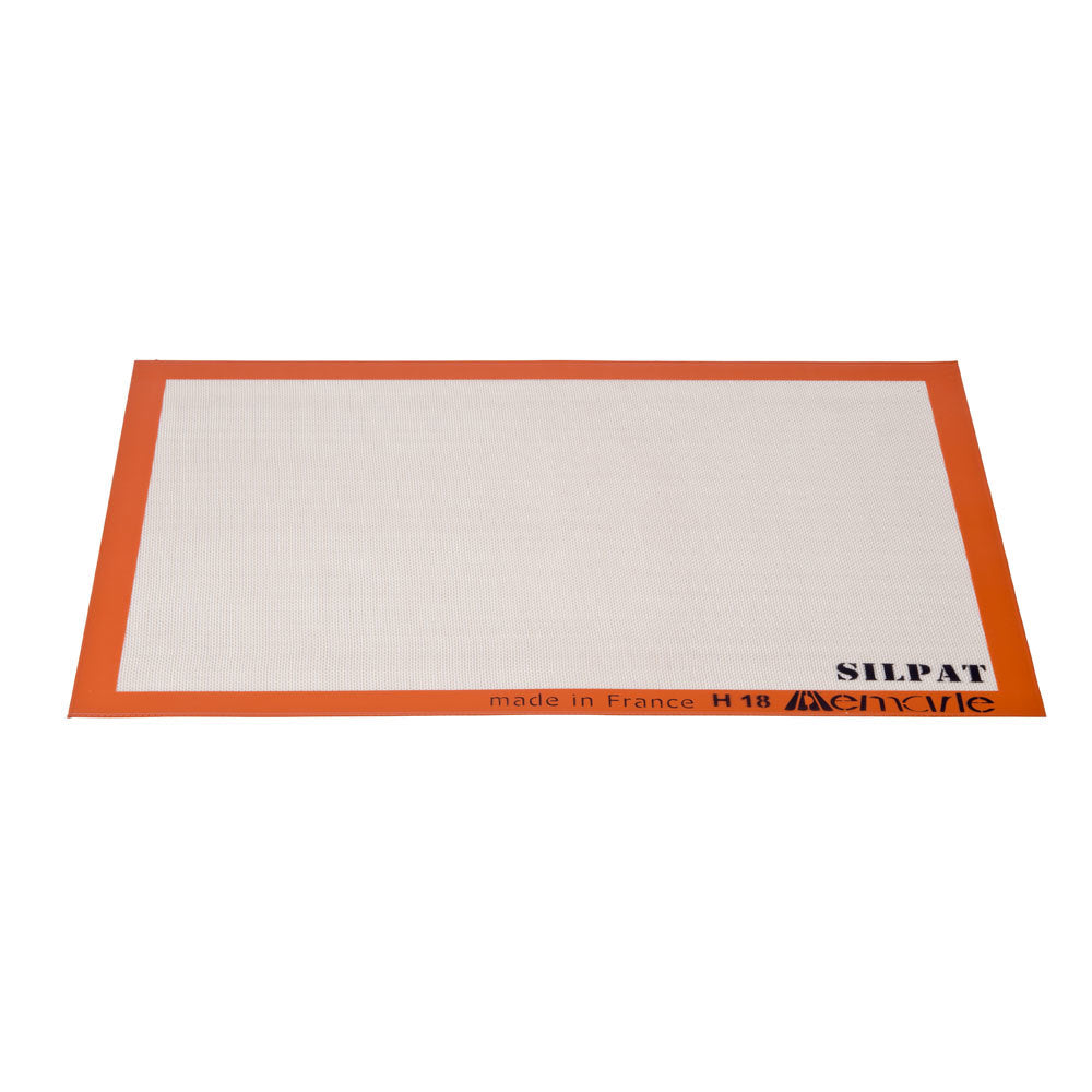 DEMARLE PASTRY MAT SILPAT SQURE  EDGES - 520x31.5 CM - Mabrook Hotel Supplies