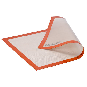 DEMARLE PASTRY MAT SILPAT SQURE  EDGES - 58.5x38.5 CM - Mabrook Hotel Supplies