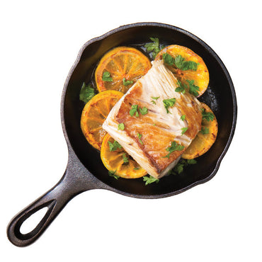 LODGE CAST IRON SKILLET - 16.5 CM