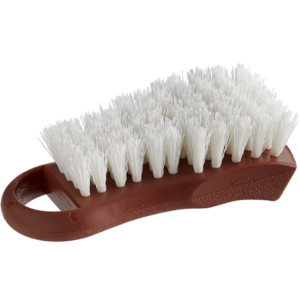 CUTTING BOARD BRUSH - BROWN - Mabrook Hotel Supplies