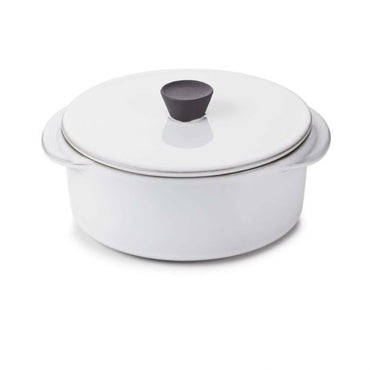 REVOL CARACTERE COCOTTE WITH LID - 25 CL