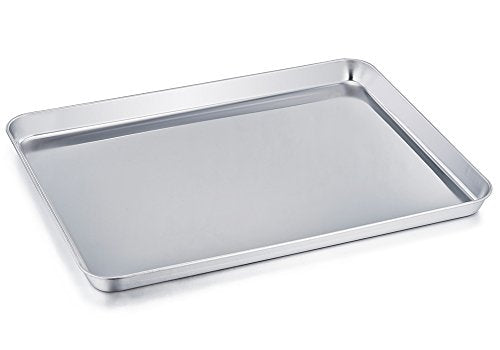 """18-8 S/STEEL SQUARE VAT SIZE:355X270X63MM, T"" - Mabrook Hotel Supplies"