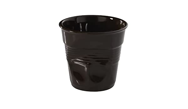 REVOL ESPRESSO CRUMPLED TUMBLER - Mabrook Hotel Supplies