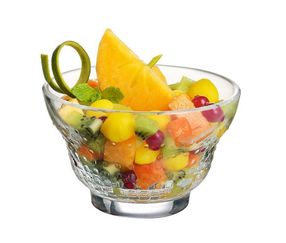 ARCOROC MAEVA DOTS DESSERT BOWL - 35 CL - Mabrook Hotel Supplies
