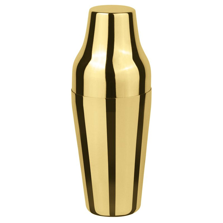 PADERNO SHAKER PARISIAN GOLD - 700 ML - Mabrook Hotel Supplies