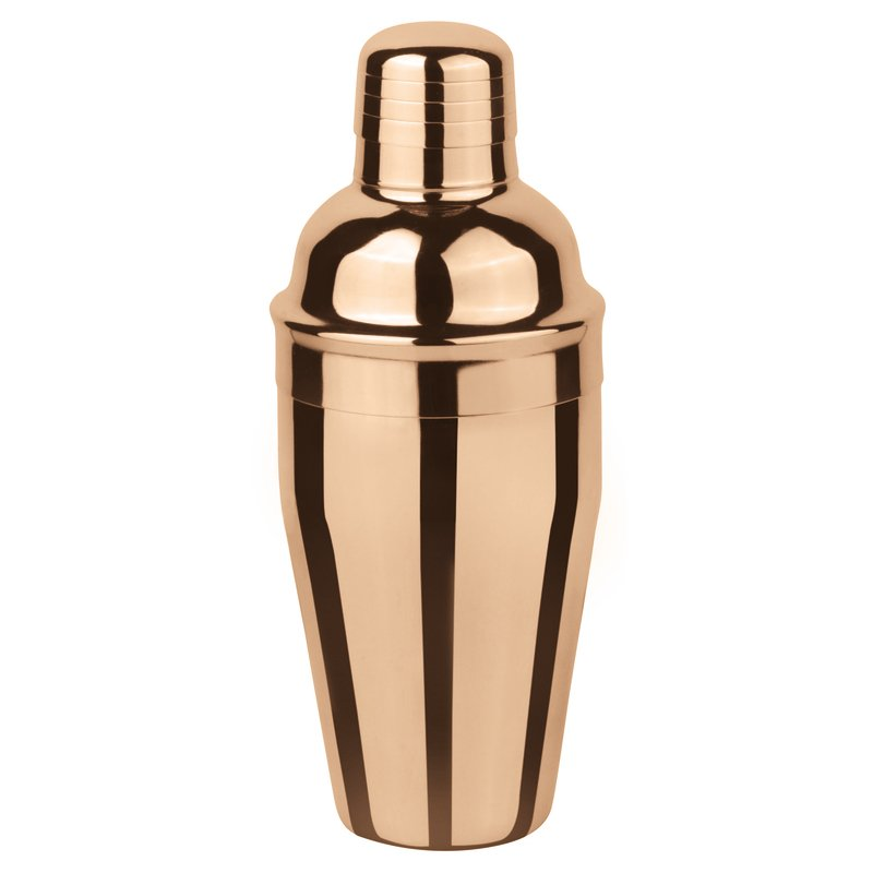 PADERNO LONG-DRINK SHAKER COPPER - 500 ML