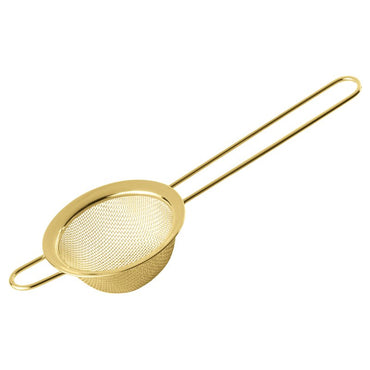 PADERNO STRAINER Ø 8 CM - GOLD - Mabrook Hotel Supplies