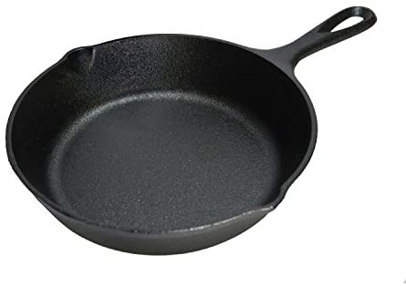 CAST IRON ROUND SKILLET - Mabrook Hotel Supplies
