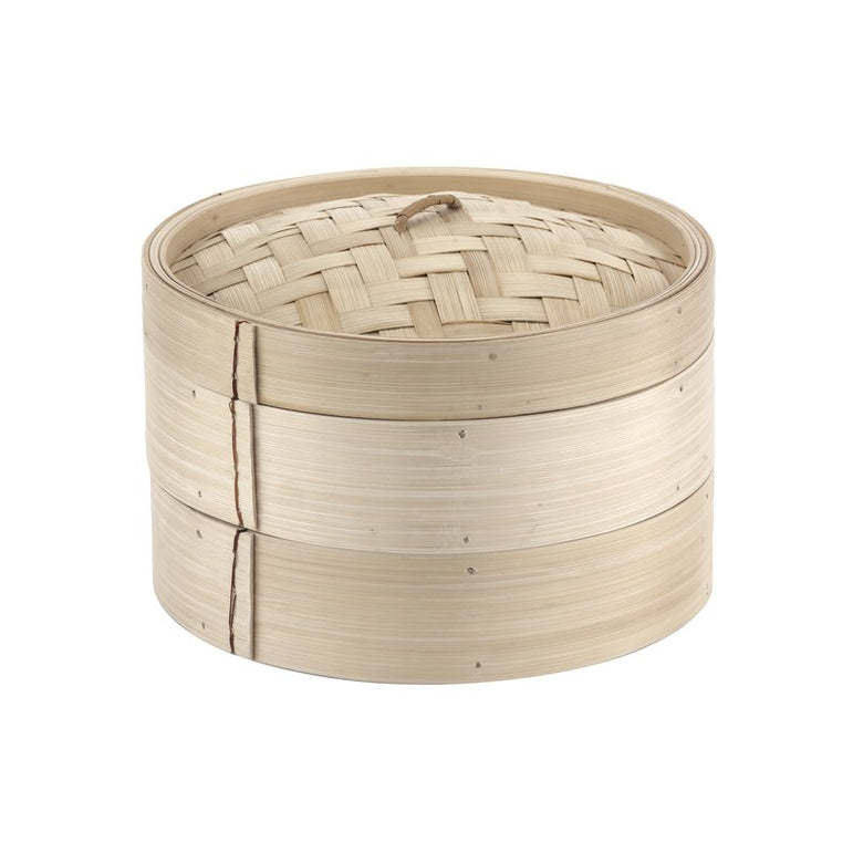 PADERNO BAMBOO STEAMER - Mabrook Hotel Supplies