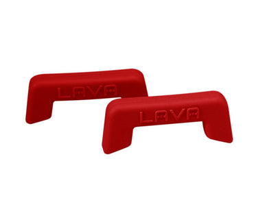 LAVA SILICONE HANDLE - RED - Mabrook Hotel Supplies