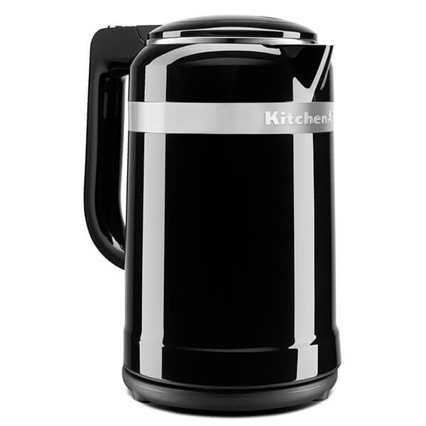 KITCHENAID LOFT KETTLE 1.5L - ONYX BLACK - Mabrook Hotel Supplies