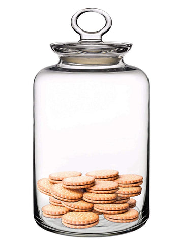 PASABACHE KITCHEN JAR WITH GLASS LID - Mabrook Hotel Supplies