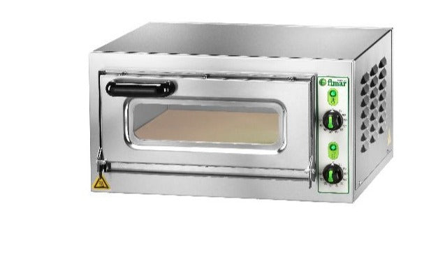 SINGLE DECK ELECTRIC PIZZA OVEN - Mabrook Hotel Supplies