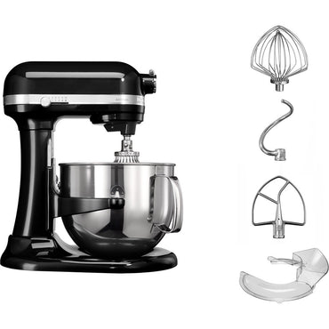 6.9L KITCHENAID ARTISAN BOWL-LIFT STAND MIXER - ONYX BLACK - Mabrook Hotel Supplies