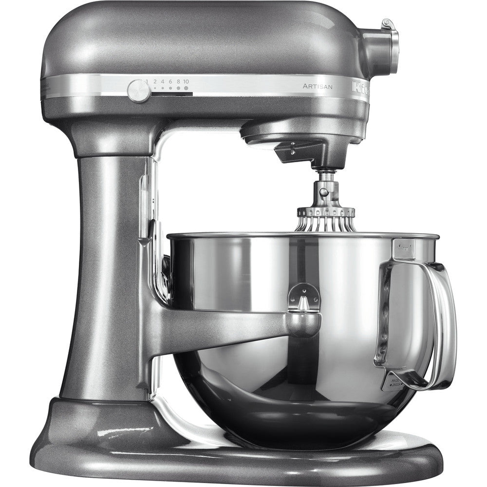 6.9L KITCHENAID ARTISAN BOWL-LIFT STAND MIXER - MEDALLION SILVER