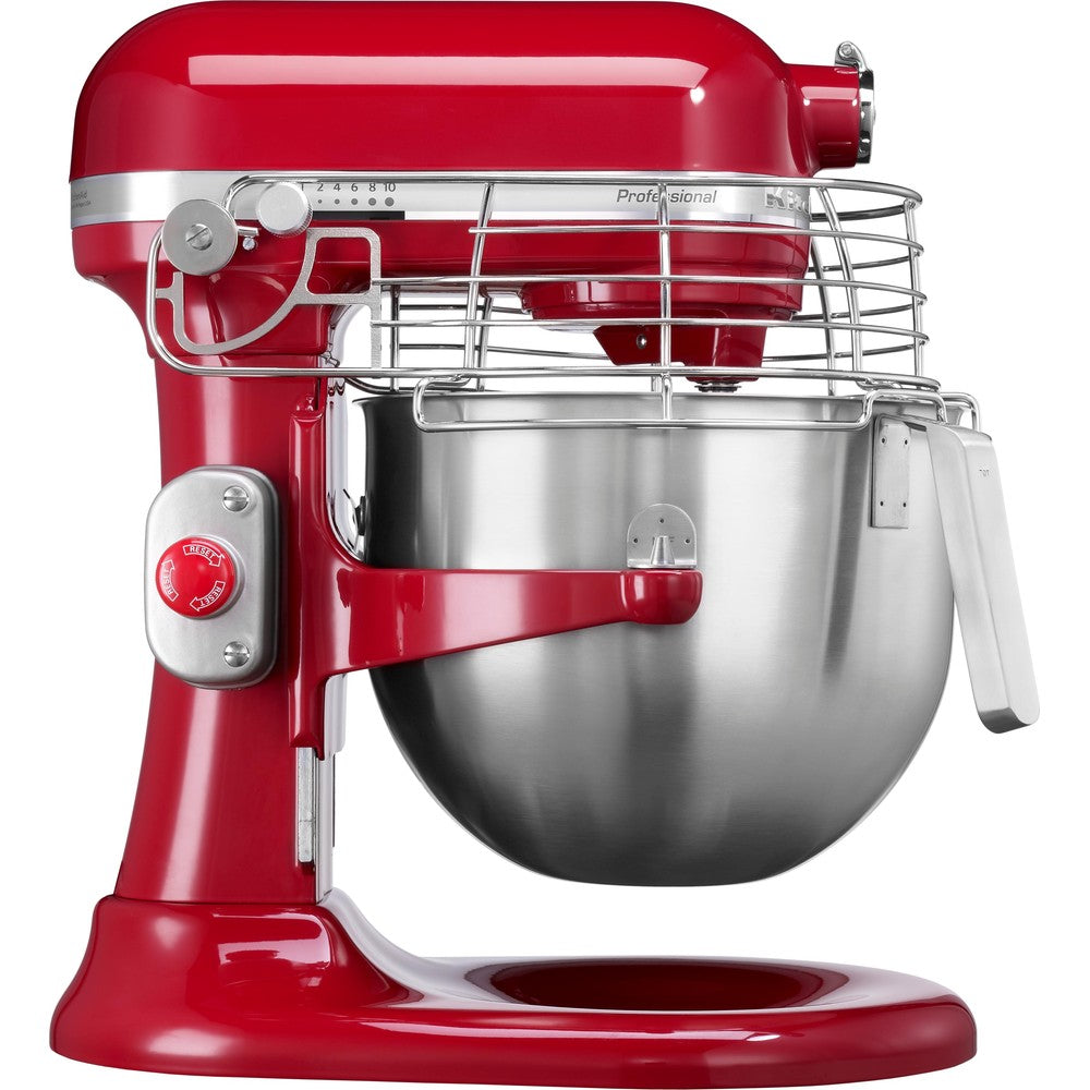 KITCHENAID PROFESSIONAL STAND MIXER 6.9L- EMPIRE RED