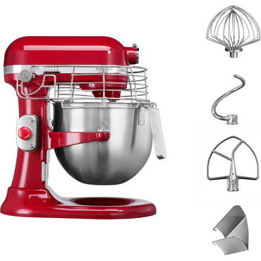 KITCHENAID PROFESSIONAL STAND MIXER 6.9L- EMPIRE RED - Mabrook Hotel Supplies