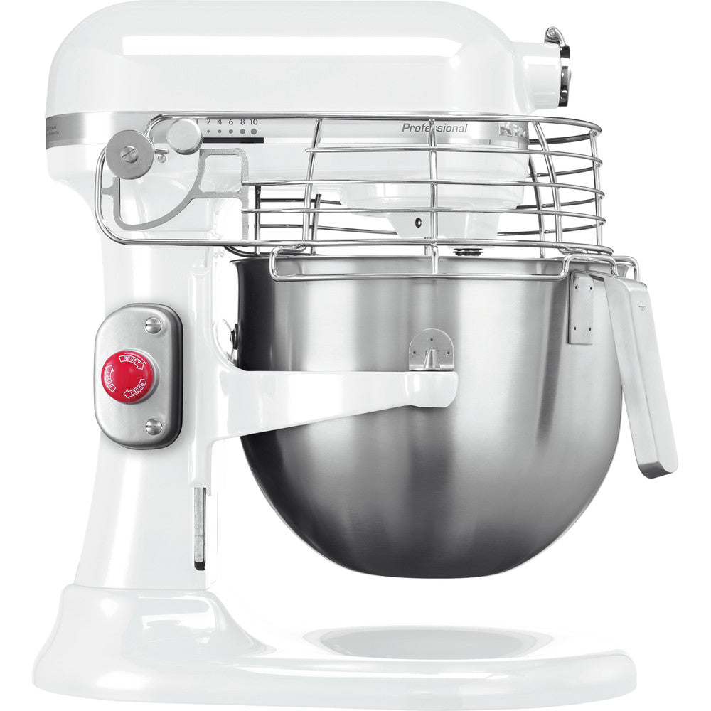 KITCHENAID PROFESSIONAL STAND MIXER 6.9L - WHITE