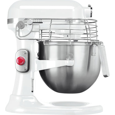 KITCHENAID PROFESSIONAL STAND MIXER 6.9L - WHITE - Mabrook Hotel Supplies