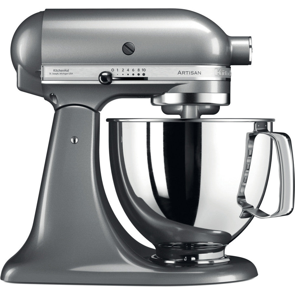 KitchenAid ARTISAN 4.8 L Tilt-Head Stand Mixer- Contour Silver - Mabrook Hotel Supplies