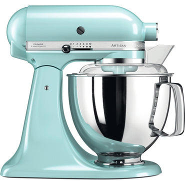 KitchenAid ARTISAN 4.8 L Tilt-Head Stand Mixer - ICE BLUE - Mabrook Hotel Supplies