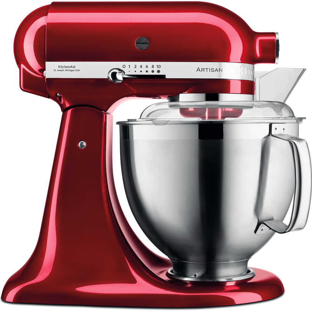 KitchenAid ARTISAN 4.8 L Tilt-Head Stand Mixer - Candy Apple - Mabrook Hotel Supplies