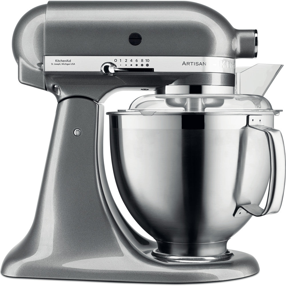 KitchenAid ARTISAN 4.8 L Tilt-Head Stand Mixer - Medallion Silver - Mabrook Hotel Supplies