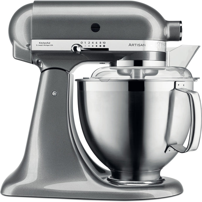 KitchenAid ARTISAN 4.8 L Tilt-Head Stand Mixer - Medallion Silver