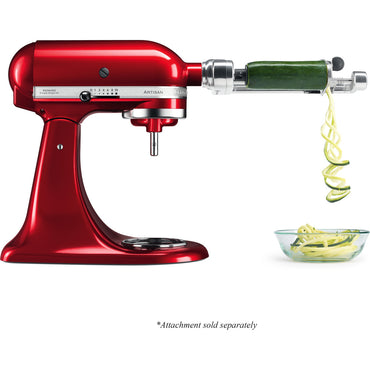 KitchenAid Stand Mixer Optional AccessorySpiralizer with peel, core and slice