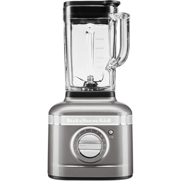 KITCHENAID ARTISAN BLENDER K400 - MEDALLION SILVER - Mabrook Hotel Supplies