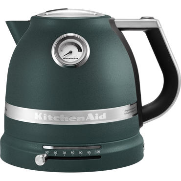 KITCHENAID ARTISAN KETTLE 1.5L- PEBBLE PALM - Mabrook Hotel Supplies