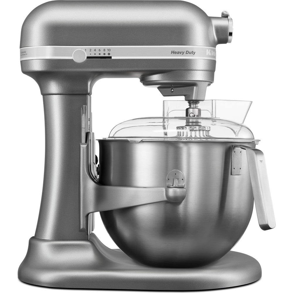 KITCHENAID H-D BOWL-LIFT STAND MIXER 6.9L- SILVER - Mabrook Hotel Supplies