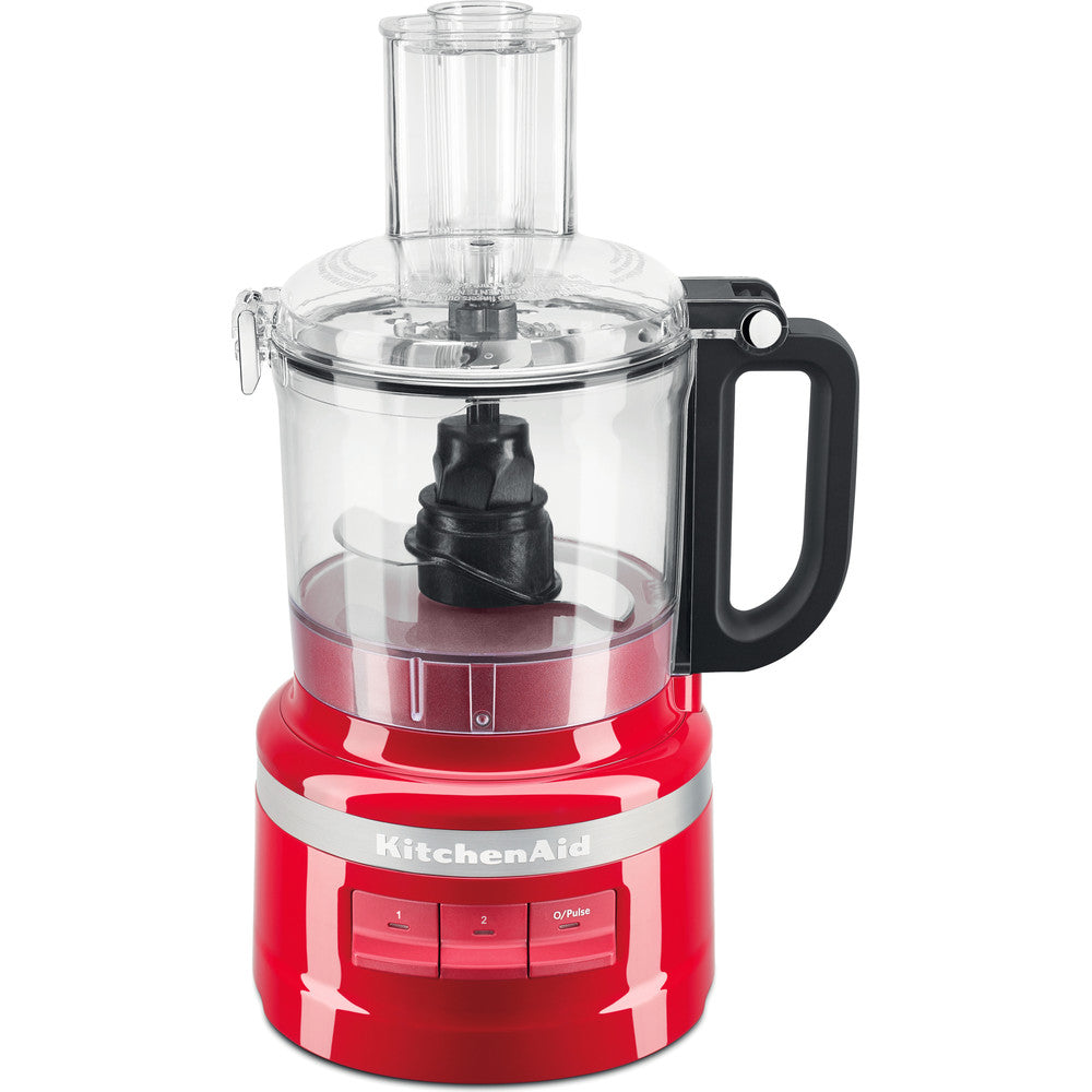 KITCHENAID FOOD PROCESSOR 1.7L - EMPIRE RED - Mabrook Hotel Supplies