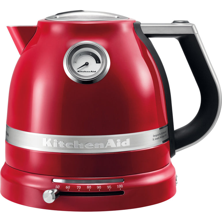 KITCHENAID ARTISAN KETTLE 1.5L- EMPIRE RED - Mabrook Hotel Supplies