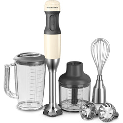 KITCHENAID 5 SPEEDS Hand Blenders  - ALMOND CREAM - Mabrook Hotel Supplies