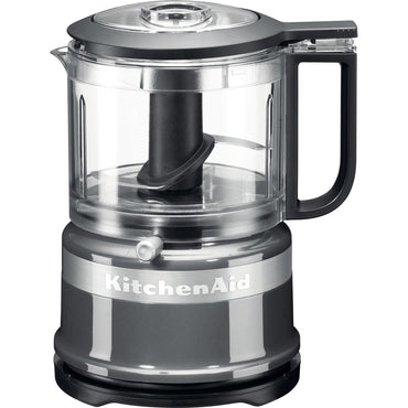 MINI Food Processors  CONTOUR SILVER - Mabrook Hotel Supplies