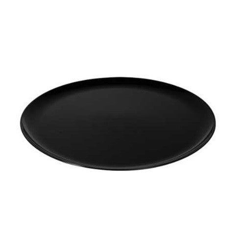 REVOL SOLID PLATE FOR SHARING, GLOSSY BLACK - 16 CM - Mabrook Hotel Supplies