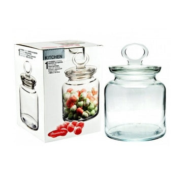 PASABACHE KITCHEN JAR WITH GLASS LID