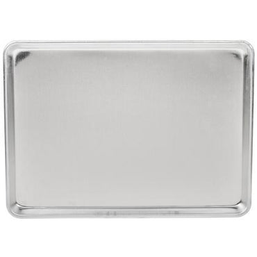 ALUMINIUM BAKING TRAY SIZE:46X33 CM. - Mabrook Hotel Supplies