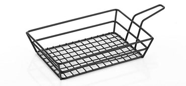 RECTANGLE FINGERFOOD SERVING BASKET,DIM:20X15X5.5