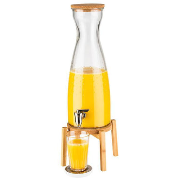 "APS DRINKS DISPENSER "" FRESH WOOD "" - Mabrook Hotel Supplies"