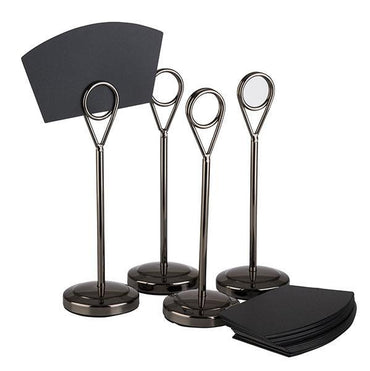 APS TABLE STANDS SET OF 4 PCS - H: 15.5 CM - Mabrook Hotel Supplies