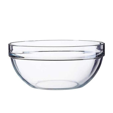 """TEMPERED STACKABLE BOWL, CAP: 7.5CL/2.5OZ, DIA: 7CM, HEIGHT:"" - Mabrook Hotel Supplies"