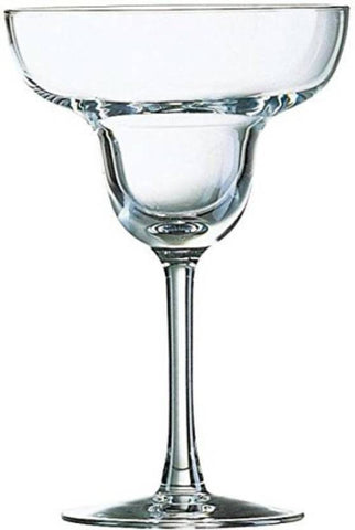 """MARGARITA STEMMED GLASS, CAP: 27CL/9OZ, DIA: 10.9CM, HEIGHT:"" - Mabrook Hotel Supplies"