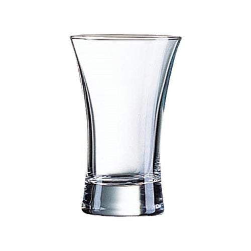 ARCOROC HOT SHOT GLASS - 2.25 OZ - Mabrook Hotel Supplies