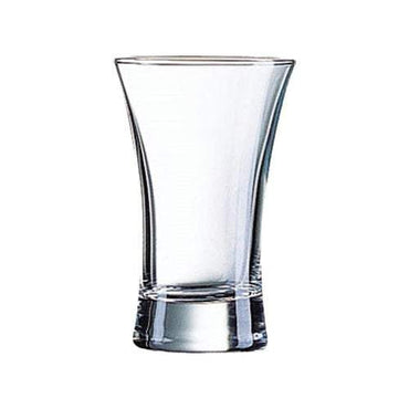 ARCOROC HOT SHOT GLASS - 2.25 OZ