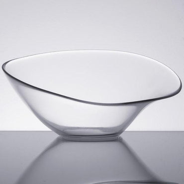 CARDINAL – VARY TRANSPARENT TEMPERED DESERT bowl. 6oz.