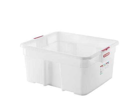 GN 2/1 H.300 MM./11 ™?ƒ?? 70 L./18 GAL. HDPE FOOD BOX - Mabrook Hotel Supplies