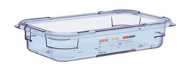 Food Box airtight containers BPA Free GN 1/3  Capacity: 2.35L